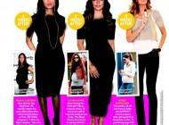 خوش اندام ترین زنان هالیوود بعد از دوران بارداری +عکس