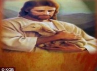 مردی که ادعا میکند عیسی مسیح را می بیند + عکس