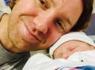 قتل ناراحت کننده جاستین ایرس 3 روز بعد از بدنیا امدن دخترش