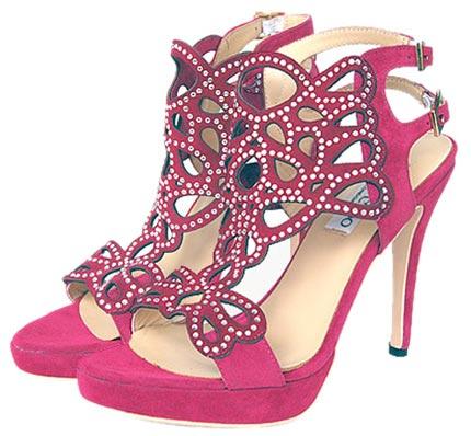 شیک ترین مدل کفش پاشنه بلند برای خانم ها