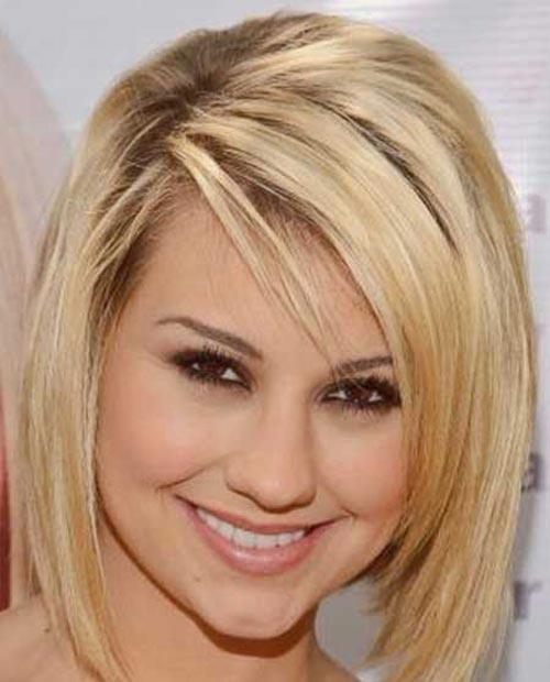 مدل مو کوتاه رنگ روشن زنانه و دخترانه