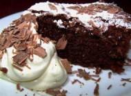 آموزش درست کردن کیک شکلات فندقی