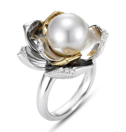 گالری شیک ترین جواهرات مرواریدی برند Mastoloni
