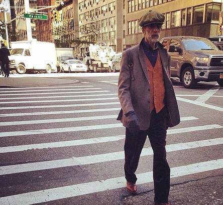 تصاویر جنجالی پیرمردان خوش تیپ در اینستاگرام غوغا به پا کرد