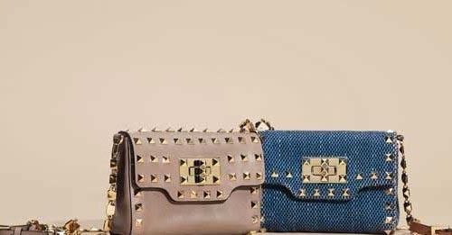 چندین مدل از کیف دستی زنانه با طرح پاپیون