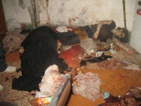 خودکشی ن عراقی بخاطر وحشیانه ی ها
