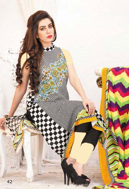 جدیدترین مدل لباس پاکستانی - سری اول