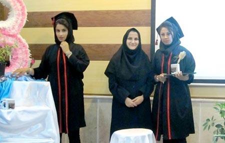 مراسم انتخاب خوشتیپ ترین دختر دانشگاه ارومیه (عکس)
