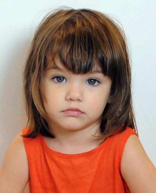 مدل های شیک و اسپرت مدل موی بچگانه دخترانه + عکس