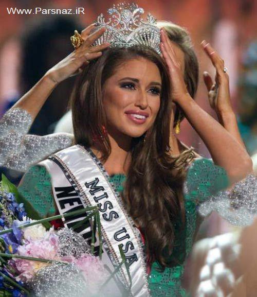 زیباترین دختر شايسته آمريکا در سال 2014