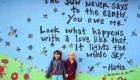 تفاوت دیدنی و تاسف بار دیوار مهدکودک ایران و اروپا + عکس