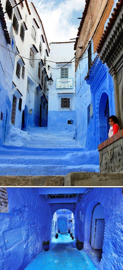 تصاویر دیدنی از خاص ترین خیابان های جهان