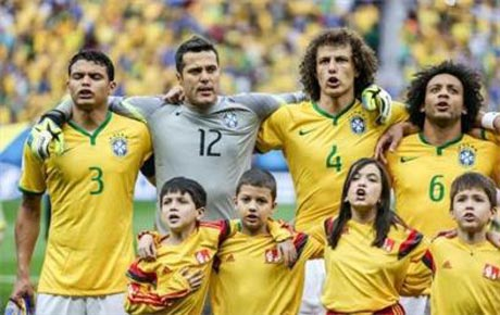 حضور دختر جوان در جام جهانی باعث شهرتش شد + عکس