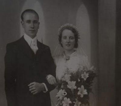 راز عجیب این زوج در زندگی مشترک طولانی مدت آنها + عکس