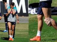 گریه کردن کریس رونالدو به خاطر از دست دادن جام جهانی + عکس