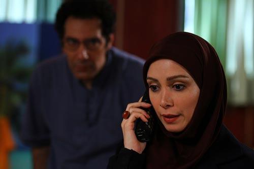 بیوگرافی و تصاویر سارا خسروآبادی بازیگر سریال قلب یخی