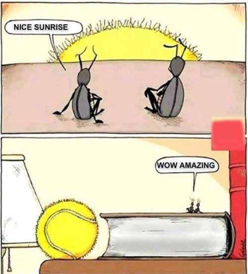 عکس خنده دار خارجی از نوشته های طنز (100)