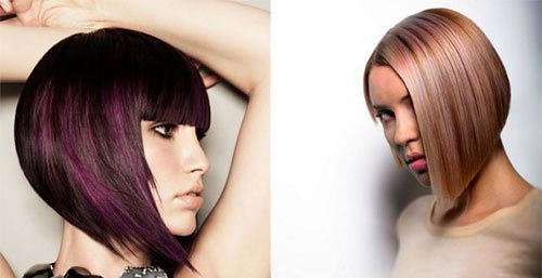 چندی از مدل موهای متفاوت و زیبا