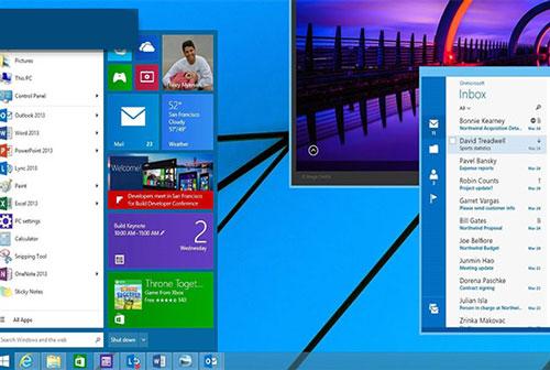 خبر داغ عرضه ویندوز 9 توسط مایکروسافت