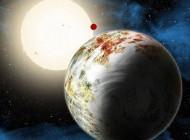 کشف سیاره غول پیکر آسمانی +عکس