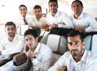 تصاویر دیده نشده و جدید از بازیکنان تیم ملی فوتبال ایران