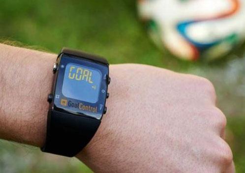 تکنولوژی جدید در جام جهانی 2014 برزیل (عکس)