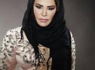 عکس جنجالی محجبه شدن خواننده مشهور زن عرب