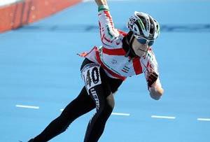 دختر ایرانی و اسکیت بازی حرفه ای +عکس