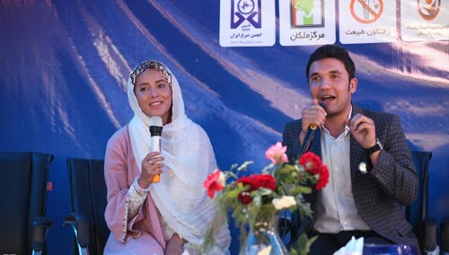 حضور شیما محمدی در همایش حمایت از بیماران صرع + عکس