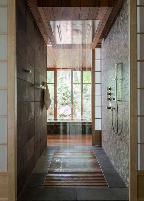 تصاویر جدید از دکوراسیون سرویس بهداشتی و حمام لوکس