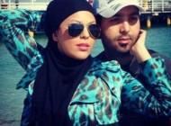 عکس جذاب از احسان و سولماز قبل از تصادف