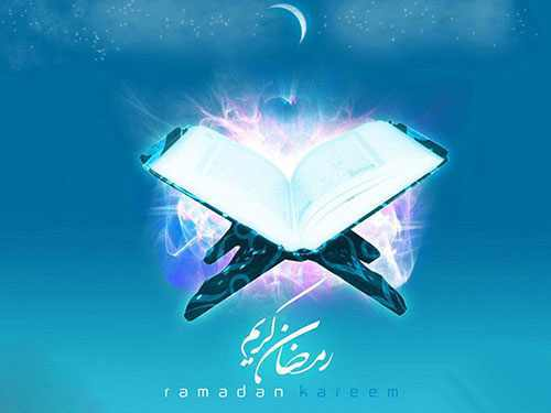 جدیدترین طرح کارت پستال تبریک ماه مبارک رمضان