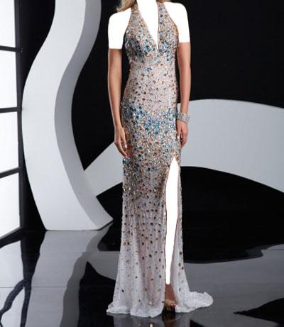 شیک ترین مدل لباس مجلسی زنانه -سری جدید