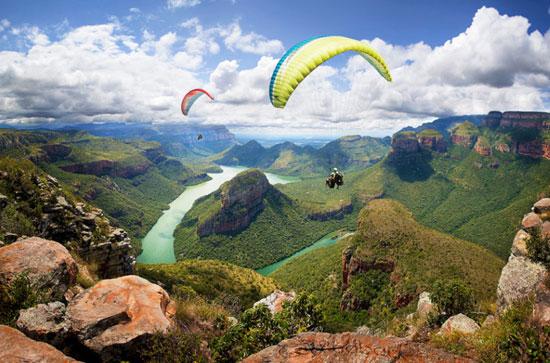 عکسهایی از زیباترین دره های جهان
