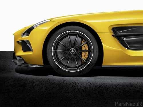 رونمایی جدیدترین مدل مرسدس بنز 2014