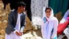 قصه واقعی لیلی و مجنون این بار در افغانستان + عکس
