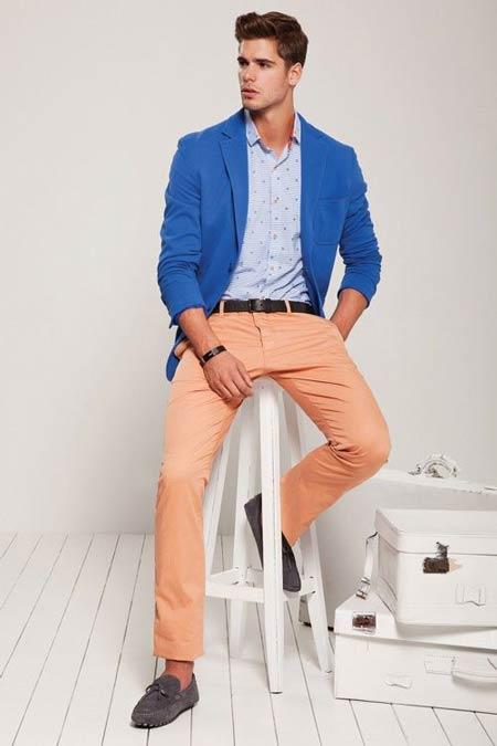 مدل لباس مردانه سبک خارجی