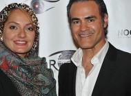 این مرد همسر مهناز افشار نیست +عکس