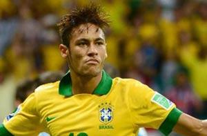 مصدومیت نیمار و محرومیت او از مسابقات جام جهانی شد
