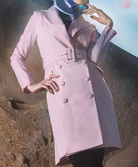 مانتوهای زیبا ویژه خانم های شیک پوش