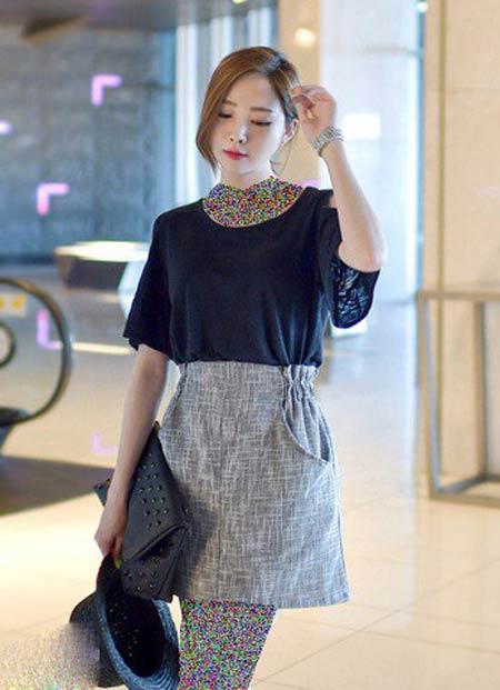 مدل جذاب و جدید از لباس دخترانه عروسکی