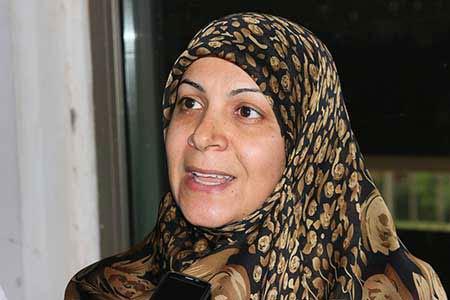 کاندیدای ریاست جمهور عراق این زن شد