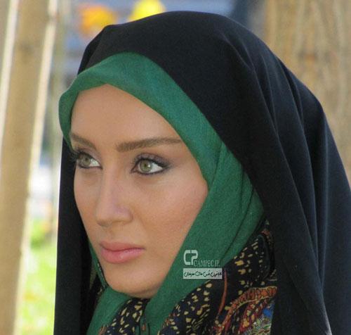 عکسهای جالب سولماز حصاری بازیگر سینما
