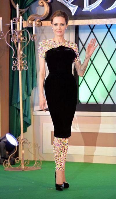 مدل لباس بازیگران مشهور هالیوودی در هفته مد