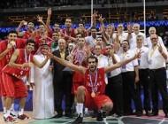 قهرمانی بلند قامتان بستکبال ایران در کاپ آسیا