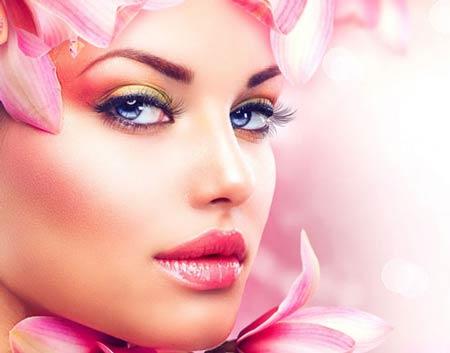 مدل جذاب از آرایش زنانه ویژه تابستان 93