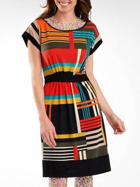 لباس های تابستانی زیبا در مجله Elle
