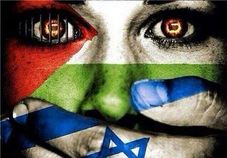 حمایت فیسبوکی اشکان دژاگه از مردم غزه (عکس)