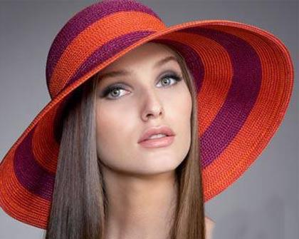 مدل كلاه زنانه مخصوص تابستان - سری اول
