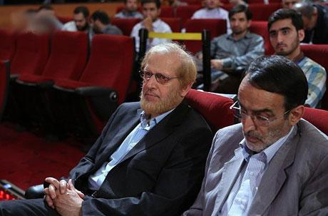 پدر شوهر مهناز افشار در جمع دلواپسان +(عکس)
